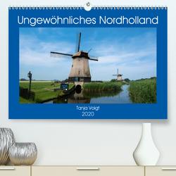 Ungewöhnliches Nordholland (Premium, hochwertiger DIN A2 Wandkalender 2020, Kunstdruck in Hochglanz) von Voigt,  Tanja