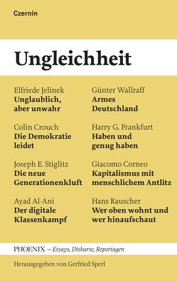 Ungleichheit von Sperl,  Gerfried