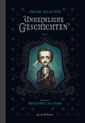 Unheimliche Geschichten von Lacombe,  Benjamin, Poe,  Edgar Allan