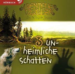 Unheimliche Schatten (Hörbuch) von Caspari,  Christian, Duinmeyer-Bolik,  Ulrike, Fett,  Andreas, Walfrid Johnson,  Lois