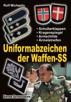 Uniformabzeichen der Waffen-SS von Michaelis,  Rolf