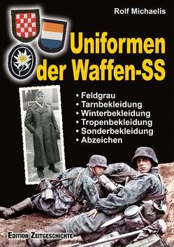 Uniformen der Waffen-SS von Michaelis,  Rolf