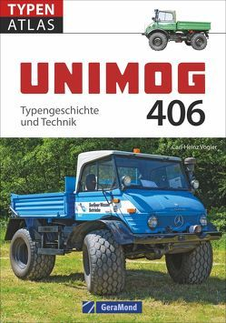 Unimog 406 von Vogler,  Carl-Heinz