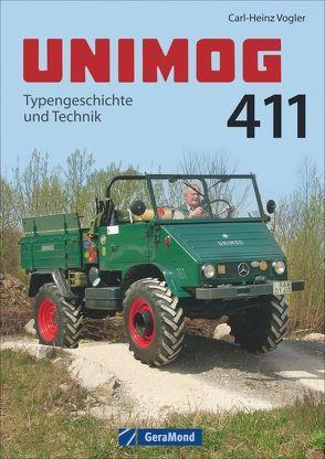 Unimog 411 von Vogler,  Carl-Heinz