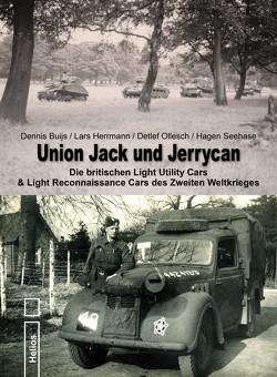 Union Jack und Jerrycan von Buijs,  Dennis, Herrmann,  Lars, Ollesch,  Detlef, Seehase,  Hagen