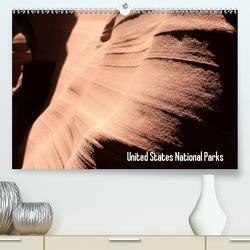 United States National Parks (Premium, hochwertiger DIN A2 Wandkalender 2021, Kunstdruck in Hochglanz) von Mickisch,  Mirjam