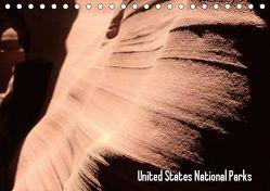 United States National Parks (Tischkalender 2019 DIN A5 quer) von Mickisch,  Mirjam
