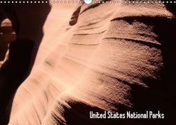 United States National Parks (Wandkalender 2019 DIN A3 quer) von Mickisch,  Mirjam
