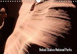 United States National Parks (Wandkalender 2019 DIN A4 quer) von Mickisch,  Mirjam