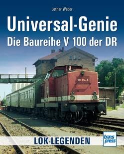 Universal-Genie von Weber,  Lothar