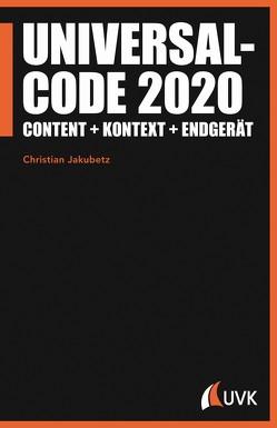 Universalcode 2020 von Jakubetz,  Christian