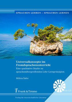 Universalkonzepte im Fremdsprachenunterricht von Sabo,  Milica