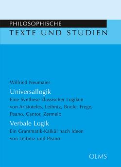 Universallogik / Verbale Logik von Neumaier,  Wilfried
