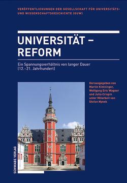 Universität – Reform von Crispin,  Julia, Hynek,  Stefan, Kintzinger,  Martin, Wagner,  Wolfgang Eric