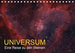 Universum – Eine Reise zu den Sternen (Tischkalender 2019 DIN A5 quer) von Störmer,  Roland