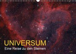 Universum – Eine Reise zu den Sternen (Wandkalender 2019 DIN A3 quer) von Störmer,  Roland