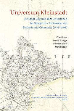 Universum Kleinstadt von Büsser,  Nathalie, Hoppe,  Peter, Meier,  Thomas, Schläppi,  Daniel