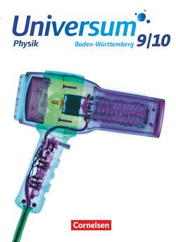 Universum Physik – Gymnasium Baden-Württemberg – Neubearbeitung / 9./10. Schuljahr – Schülerbuch