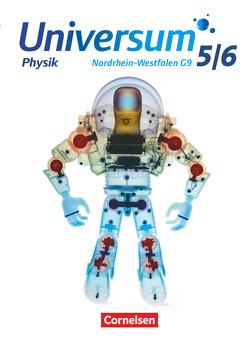 Universum Physik – Gymnasium Nordrhein-Westfalen G9 / 5./6. Schuljahr – Schülerbuch