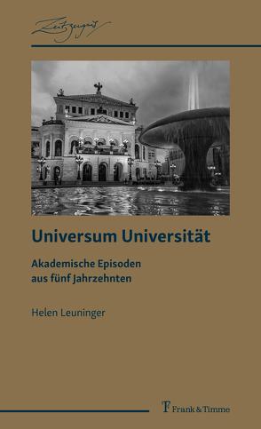 Universum Universität von Leuninger,  Helen