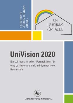UniVision 2020 von Bruhn,  Lars, Homann,  Jürgen
