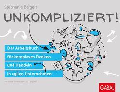 Unkompliziert! von Borgert,  Stephanie, Langhoff,  Lutz, Schulze,  Sandra