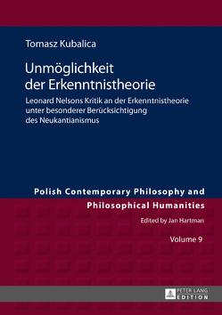 Unmöglichkeit der Erkenntnistheorie von Kubalica, Tomasz