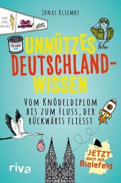 Unnützes Deutschlandwissen von Kliemke,  Jonas