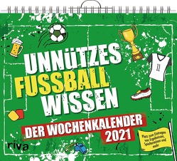 Unnützes Fußballwissen – Wochenkalender 2021