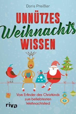 Unnützes Weihnachtswissen von Preißler,  Doris