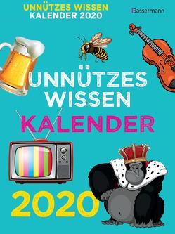 Unnützes Wissen Kalender 2020 ABK von Drews,  Gerald