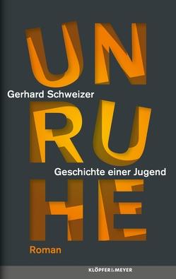 Unruhe von Schweizer,  Gerhard