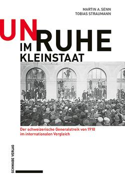 Unruhe im Kleinstaat von Senn,  Martin A., Straumann,  Tobias