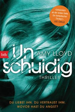 Unschuldig von Lloyd,  Amy, Röser,  Cornelia