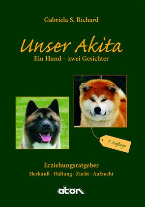Unser Akita von Richard-Steinbach,  Gabriela