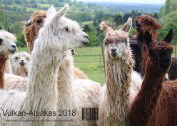 Unser Alpaka-Kalender 2018 von Grommet