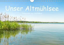 Unser Altmühlsee (Wandkalender 2019 DIN A4 quer) von Rabus,  Tina