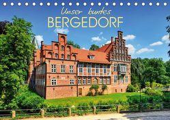 Unser buntes Bergedorf (Tischkalender 2019 DIN A5 quer) von Ohde,  Christian