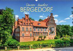 Unser buntes Bergedorf (Wandkalender 2019 DIN A2 quer) von Ohde,  Christian
