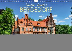 Unser buntes Bergedorf (Wandkalender 2019 DIN A4 quer) von Ohde,  Christian