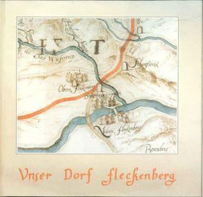 Unser Dorf Fleckenberg von Becker,  Günther, Ermecke,  Bruno, Schulte,  Günter