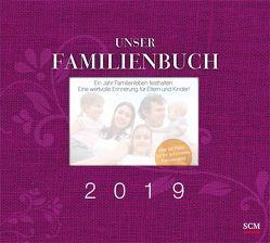 Unser Familienbuch 2019 von Bleier,  Bianka, Gundlach,  Martin