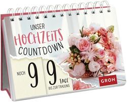 Unser Hochzeits-Countdown von Groh Redaktionsteam