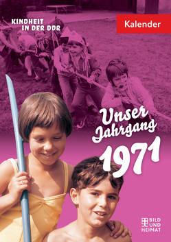 Unser Jahrgang 1971