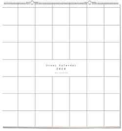 Unser Kalender 2020 von -