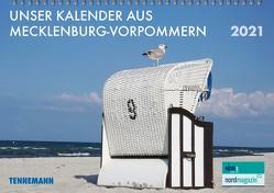 Unser Kalender aus Mecklenburg-Vorpommern 2021 von TENNEMANN Verlag