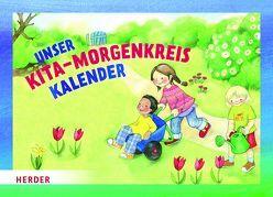 Unser Kita-Morgenkreiskalender von Bläsius,  Jutta, Hoppe-Engbring,  Yvonne