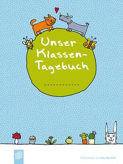 Unser Klassen-Tagebuch A5+ von Verlag an der Ruhr,  Redaktionsteam