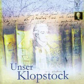 Unser Klopstock  – Ein lyrisches Stimmenkonzert von Zimmermann,  Harro