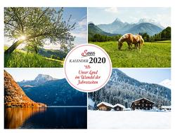 Unser Land im Wandel der Jahreszeiten 2020